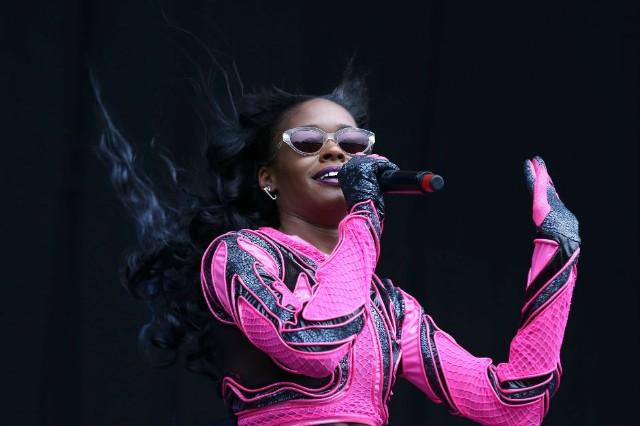 Azealia Banks; Broke With Expensive Taste; Guardian; Gay Slurs
