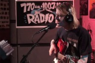 Christopher Owens Strips Down the Jackson 5's 'I'll Be There'