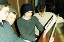 Fugazi, Streaming, First Demo Tape