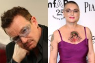 Sinead O'Connor Says U2's 'Songs of Innocence' Release Was 'Almost Terrorist'