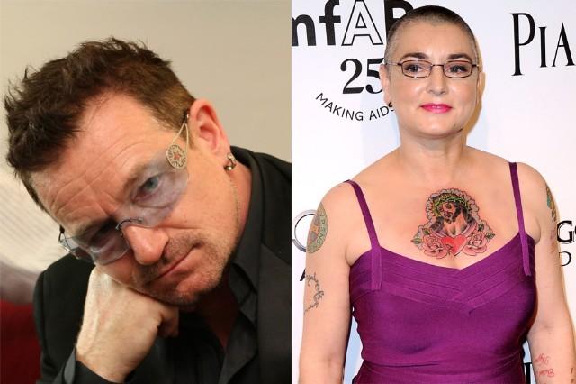 Sinead O'Connor, U2, Terrorist, Songs of Innocence