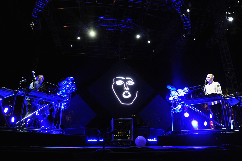 disclosure, band aid, do they know it's christmas