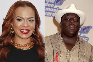 Faith Evans Will Release Music Featuring Late Husband Biggie Smalls