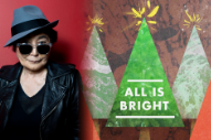 Yoko Ono and Flaming Lips Cover John Lennon's 'Happy Xmas (War Is Over)'