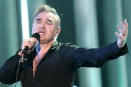 Morrissey Stormed Off a Warsaw Stage After Getting Heckled