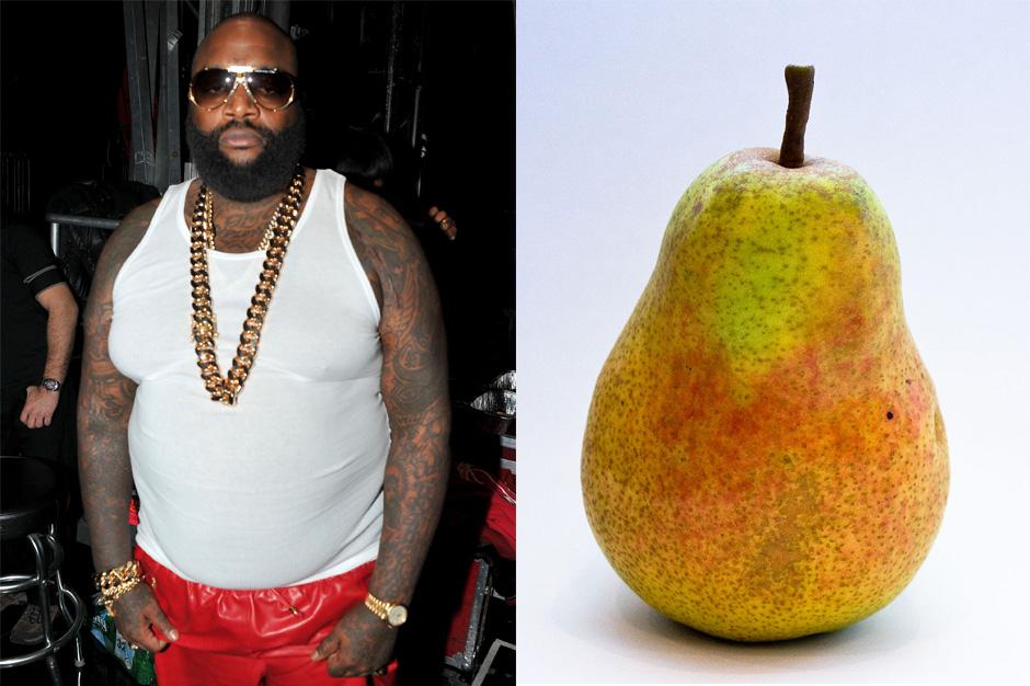 Rick Ross, Pears