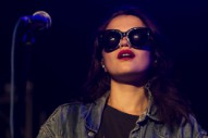 Sky Ferreira Hazily Covers Hole's 'Asking For It'