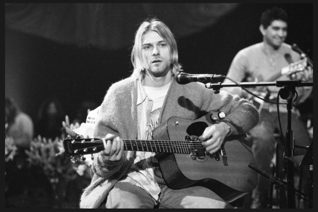 Kurt Cobain, HBO, Documentary
