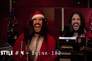 Hear 'All I Want For Christmas Is You' Sung in 20 Different Famous Voices