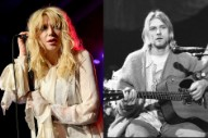 Courtney Love Will Not Be Involved in Producing HBO's Kurt Cobain Documentary