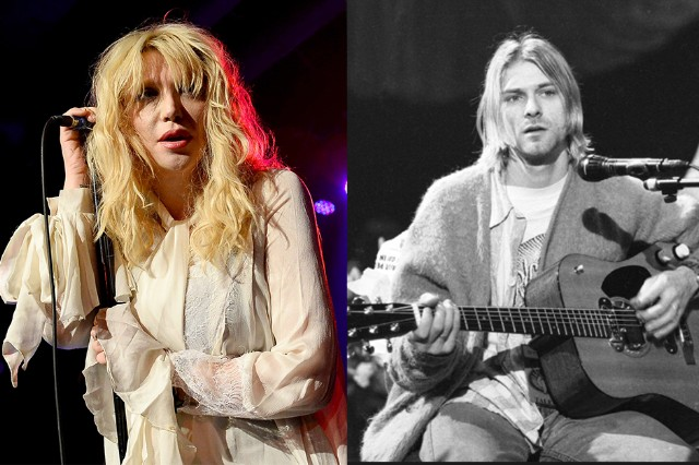 Courtney Love Will Not Be Involved in Producing HBO's Kurt ...