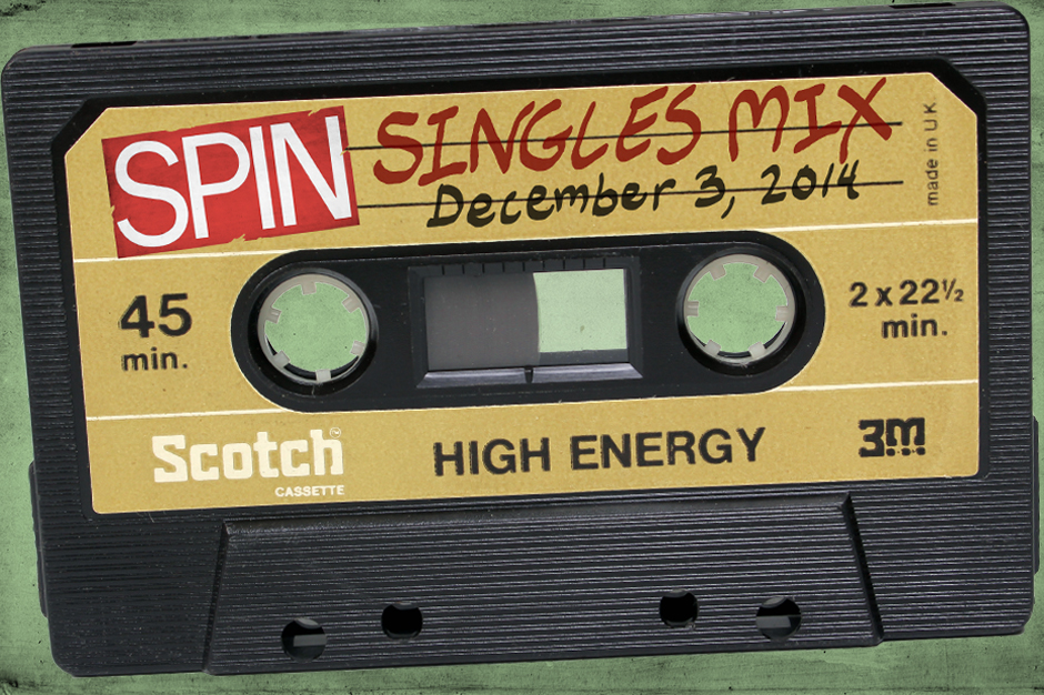 SPIN Singles Mix