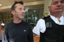acdc, drummer, phil rudd, threatened witness, custody