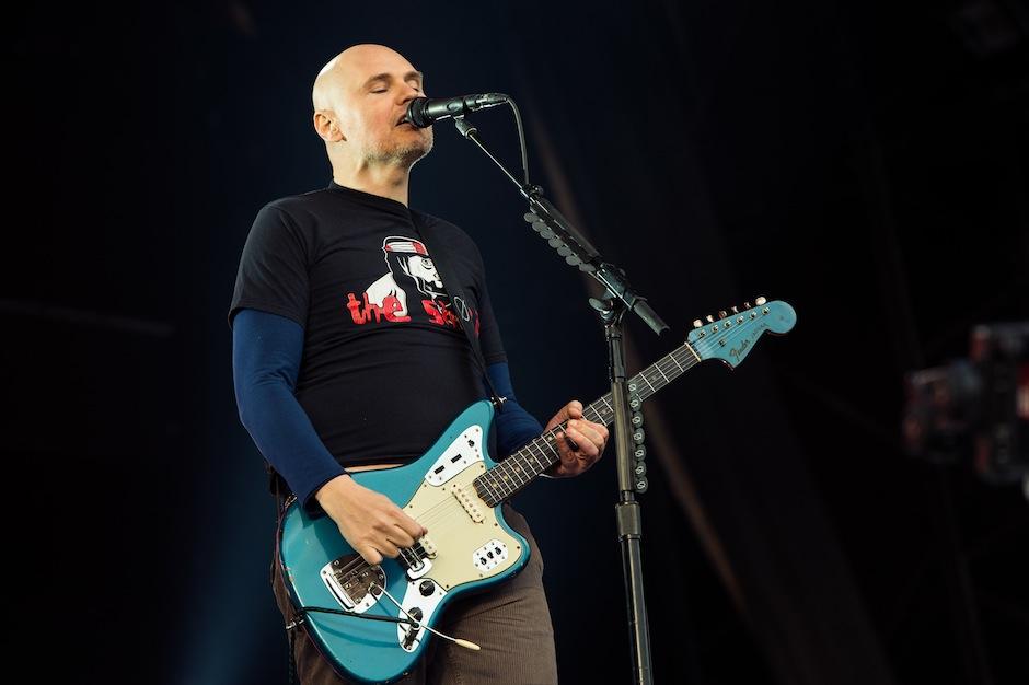 Billy Corgan, Kurt Cobain