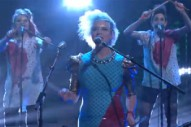 tUnE-yArDs Loop and Drum Their Way to the 'Water Fountain' on 'Conan'