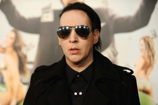Review: Marilyn Manson's 'The Pale Emperor' Needs Some New Clothes