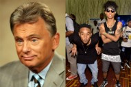 Pat Sajak Rapped Rae Sremmurd's 'No Type' on ESPN