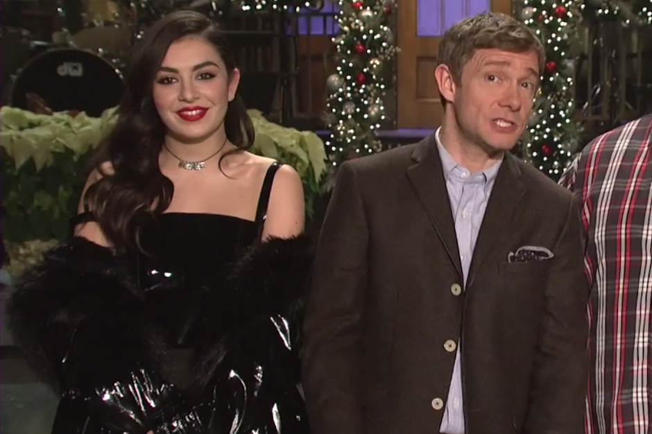 Watch charli xcx break the rules on saturday night live