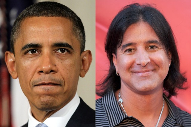 Scott Stapp, Barack Obama