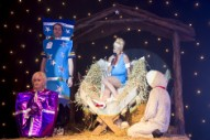 Lily Allen Angers Christian Groups With Faux-Nativity Performance