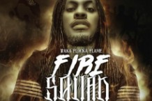 Waka Flocka Flame, J. Cole, Fire Squad