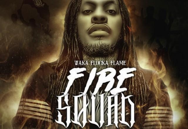 Waka Flocka Flame, J. Cole, Fire Squad