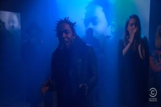 Watch Kendrick Lamar Debut