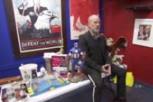 Michael Stipe, The Colbert Report