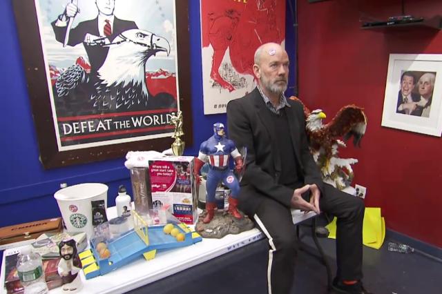 Michael Stipe, The Colbert Report