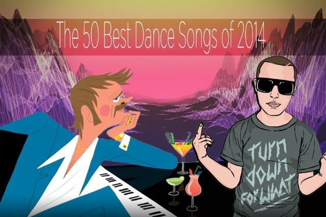 Dance Songs, 2014, Todd Terje, DJ Snake