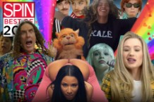 Best Music Videos of 2014, Beyonce, Sia, Too Many Cooks, Turn Down for What,