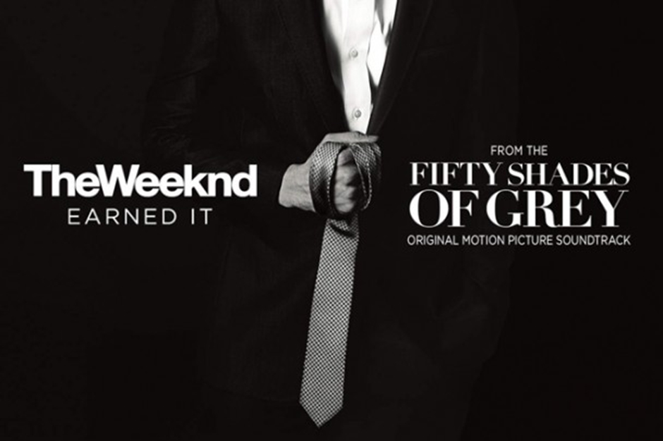 The weeknd shares track from the 50 shades of grey for Fifty shades of grey part two