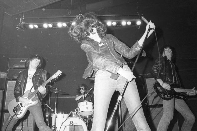 Lou Reed, The Ramones