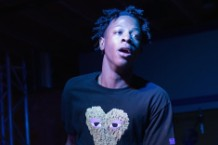Joey Bada$$, arrested, assault, Australia