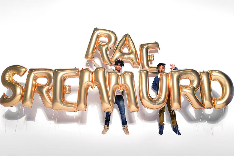 review rae sremmurd sremmlife spin