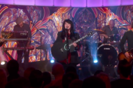 Heart Cover Paul McCartney & Wings' 'Band on the Run' on 'Jimmy Kimmel Live'
