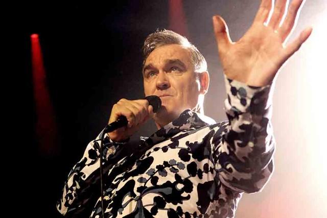 Morrissey, Bullfighter, Gore