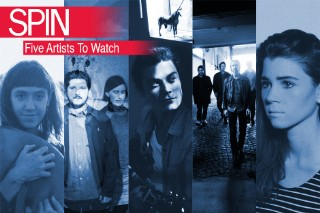 Five Artists to Watch in January 2015