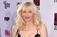 Courtney Love Talks About Being in an Opera in 'Billboard' Interview