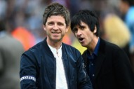 Noel Gallagher and Johnny Marr Join Forces for 'Ballad Of The Mighty I'