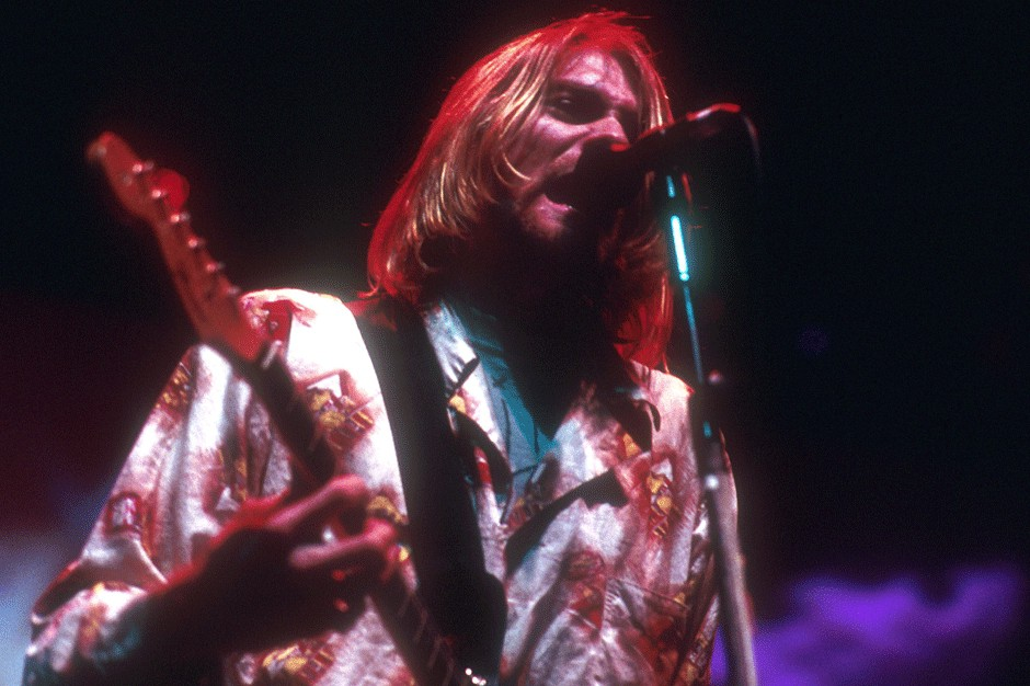 Kurt Cobain, HBO Documentary, Montage of Heck