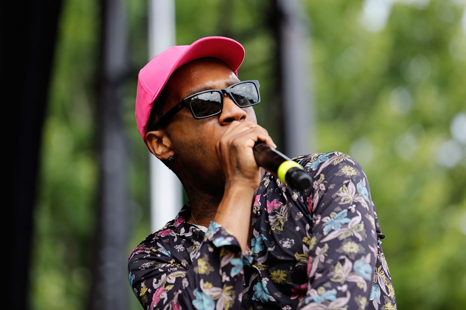 Lil B Saved From Apartment Building Fire by Teenage Neighbor