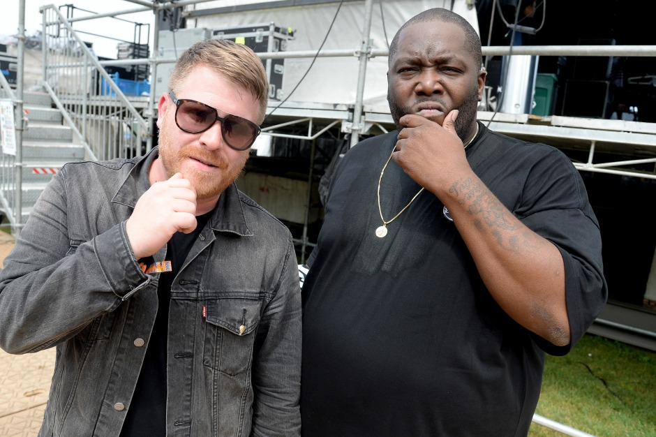 Watch Run The Jewels Perform a