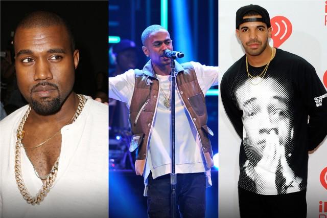 Big Sean, Drake, Kanye West, 'Blessings'