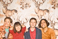Deerhoof Admire London's Seaside Sights in 'Black Pitch' Video