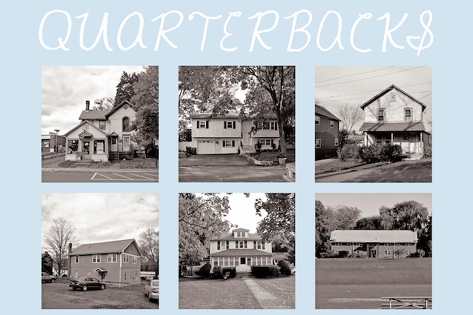 Quarterbacks, debut, album, stream