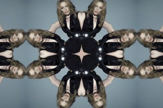 Giorgio Moroder and Kylie Minogue Dominate the Dance Floor in 'Right Here, Right Now' Video