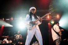 Nile Rogers, Chic