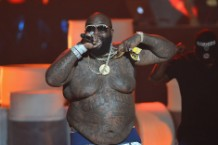 Rick Ross, Suge Knight, Hit and Run