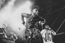 young fathers, rain or shine,